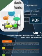 GRUPO  NIFF 5 Y 7.pptx
