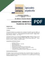 (R)cuadernos del curso de romano - UC - Dr. Adri+ín Palomino.doc