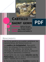 Castillo    saint germain.pptx