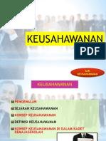 KEUSAHAWANAN