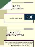 CÁLCULO DE MEDICAMENTOS.ppt