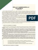 DESARROLLO Y SUBDESARROLLO.doc