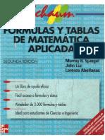 PARTE A - Formulas Y TABLAS DE SHAUM-SPIEGUEL.pdf