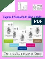 Esquema de Vacunación Del Niño y La Madre