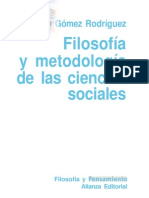 Amparo Gómez Rodríguez - Filosofía y metodología de las ciencias sociales.pdf
