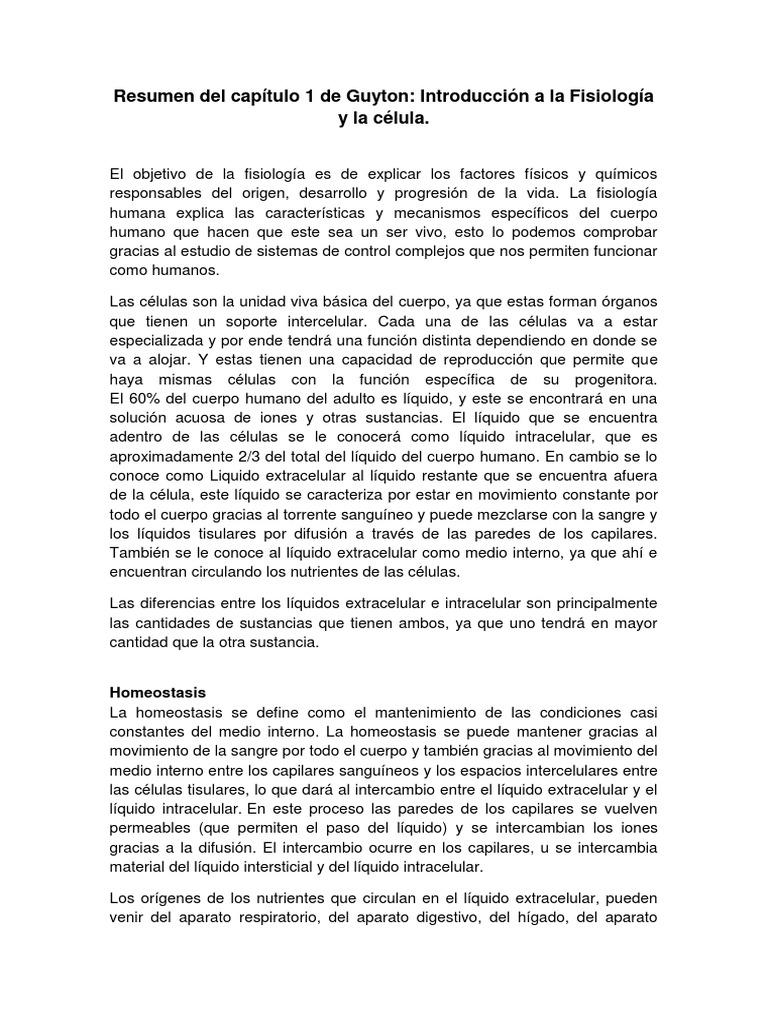 Vistoso Capítulo 1 Una Introducción A La Anatomía Y Fisiología ...
