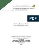 Restaurador Dinamico de Tension - Analisis y Estrategias de Control