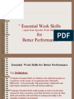Essential Work Skills Ppt 897[1]