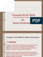 Essential Work Skills Ppt 897[1]