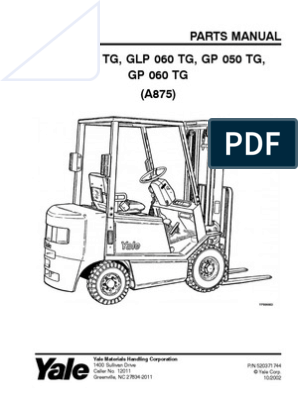 manual yale] pdf | Truck | Transmission (Mechanics)
