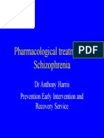 Pharmacological Treatment Schiz