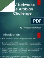 Presentation on Case Study of MTV