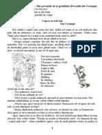 Lectura Culegere de Texte I