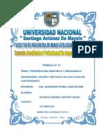 TRABAJO DISEÑO - PROSPECCION.doc