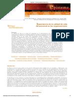 Calidad de Vida del Personal en las Organizaciones.pdf