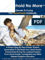 189091822 Hemorrhoid No More PDF Download Jessica Wright eBook