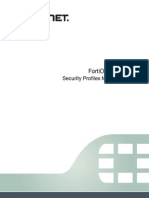 Fortigate Security Profiles