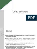 Codul Si Canalul