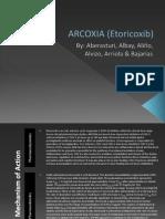 ARCOXIA (Etoricoxib)