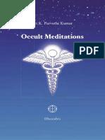 Occult Meditation e
