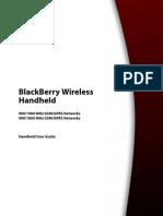 Blackberry 6710 Manual