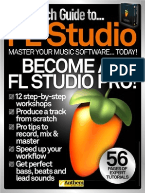 Music Tech Guide to FL Studio pdf | Synthesizer | Sound