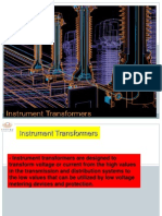 Instruments Transformers