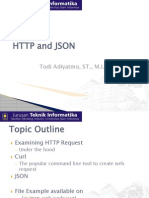 Http and Json