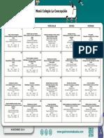 Menú colegio La Concepción Noviembre 2014.pdf