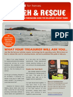 Fundraising Guide For Rescue Teams