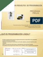 dos problema de programacion lineal-prolin