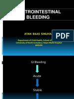 GI Bleeding