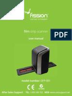 Film Scanner Slide Manual