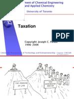 Taxation 15