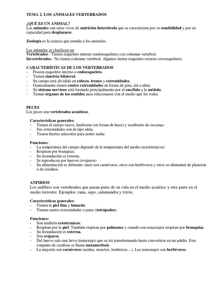 TEMA 2 - Animales Vertebrados.pdf