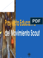 Proyecto Educativo Región Interamericana Scout