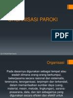 Organisasi Paroki