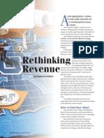 Rethinking Revenue