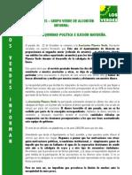 Verdes-Cabalgata Reyes