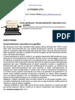 2012, Incannulamento Vascolare Eco Guidato
