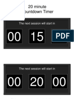 count down timer.ppt