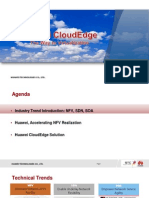 Huawei CloudEdge - The Way to Virtualization 27_May_2014