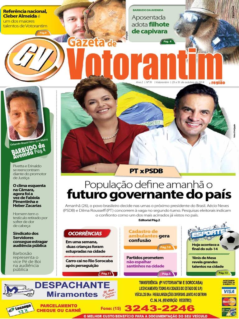 Gazeta de Votorantim 91final.pdf 16c0c4fc60