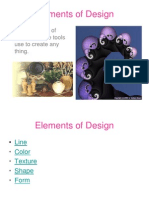 elment and principles of design