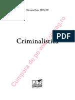 CRIMINALISTICA NICOLETA ELENA BUZATU.pdf