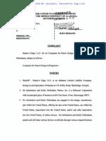 Hunter's Edge v. Primos - Complaint