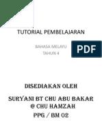 Tutorial Pembelajaran Penj Bil.