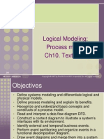 Lec8 Ch9 Process Model DFD