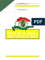 Nagy-Magyarország receptkönyve