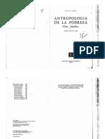 Lewis, O. (1961). Antropologia de la pobreza.pdf